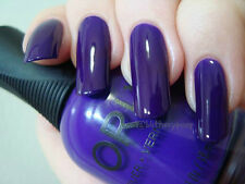 NEW! ORLY nail polish lacquer SATURATED ~ DARK PURPLE