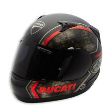 DUCATI Arai Quantum ST THUNDER Integralhelm Helm Helmet schwarz matt NEU !!
