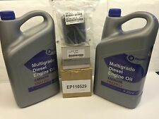 Full Service Kit For Canaline 30 38 42 52 Hp Boat Marine Fuel Oil Air Filter