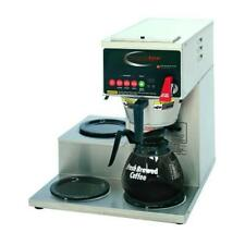 Grindmaster B 3wl Precision Brew Automatic Coffee Brewer With Side Warmers