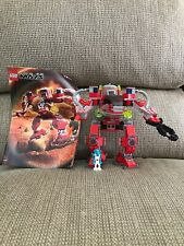 Lego 7314 Space Life On Mars RECON-MECH RP 100% Complete w/Instructions