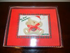 My First Christmas Photo Album - New in Box