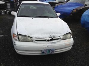 AUTOMATIC TRANSMISSION FWD 3 SPEED FITS 00-02 COROLLA 125016