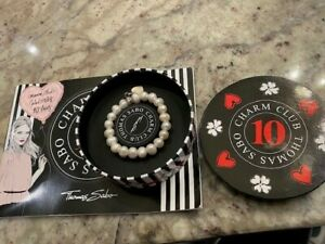Thomas Sabo Pearl Bracelet with charm Fiona