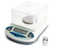 Electronic Scales Lab Balance 500g x 0.01g High Precision Analytical Weighing