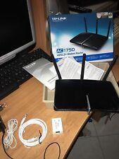 Modem Router Tp-Link Archer D7 Ac 1750 Wi-Fi Dual Band