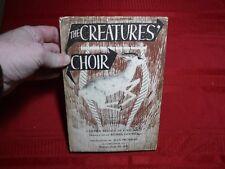 The Creatures' Choir- Carmen Bernos de Gasztold, 1965, 1st U.S. Edition, Illustr