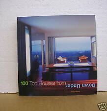 100 Top Houses From Down Under  Robyn Beaver 2007 HB/DJ
