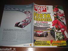 AUTOSPRINT 2007/41=GP F1 CINA=200° VITTORIA FERRARI=VILLENEUVE NASCAR=