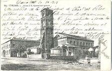 ROMA - CHIESA DI S.AGNESE FUORI LE MURA 1908