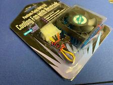 QTY-1 VINTAGE PENTIUM CYRIX AMD CPU FAN HEATSINK ANTEC ORIGINAL PACKAGING NEW