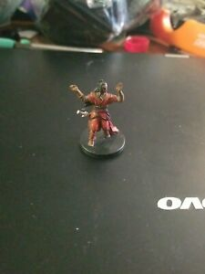 Earth Shugenja 3/60 Dungeons and Dragons Miniatures No Card