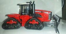 1/64 ERTL custom VERSATILE 550dt quadtrac & front grouser silage blade farm toy