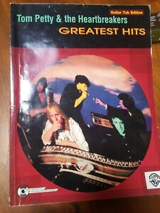 Tom Petty and the Heartbreakers : Greatest Hits (Guitar) Music Book 1994