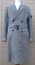 Men's Wool Long Trench Coats, Macs Coats & Jackets