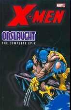 X-MEN: THE COMPLETE ONSLAUGHT EPIC VOL #2 TPB Marvel Comics TP