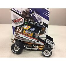 TONY STEWART #14 2018 RUSH TRUCK CENTERS SPRINT CAR 1/18 NEW IN STOCK FREE SHIP