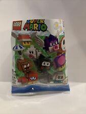 Mario Lego Figure Poison Mushroom
