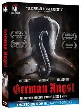 GERMAN ANGST  LTD   BLU-RAY+BOOKLET    HORROR
