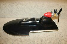 Vintage Cox Thimble Drome Water Wizard T-47 Hydroplane Boat