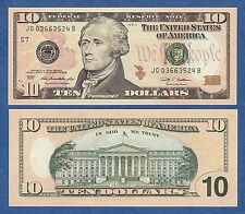 United States 10 Dollar 2009 U.S.A. P 532 UNC Low Shipping! Combine FREE!