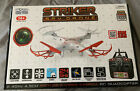 World Tech Elite Striker Live Feed Drone With Camera 4.5 Channel 2.4GHz NEW!