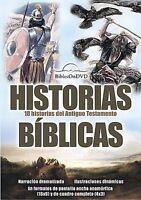 Historias Biblicas del Antiguo Testamento (DVD, 2007)