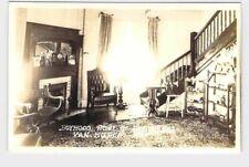 RPPC REAL PHOTO POSTCARD ARKANSAS VAN BUREN HOME OF BOB BURNS BOYHOOD HOME OF BO