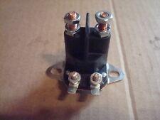 Starter Solenoid REPLACES Sears Craftsman 146154, 145673 109081X TORO 47-1910