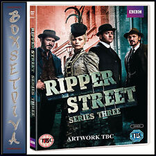 RIPPER STREET - COMPLETE BBC SERIES 3 *BRAND NEW DVD *