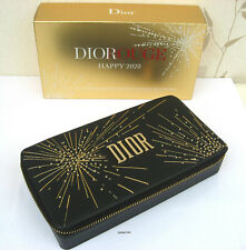 Christian Dior Rouge Dior Lipstick set with 6 Lipsticks and Interchangable Case