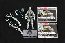 GI Joe Hasbro 50th Zombie Patrol 2 Pack Zombie Viper Figure Complete Mint