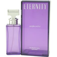 Eternity Purple Orchid by Calvin Klein Eau de Parfum Spray 3.4 oz