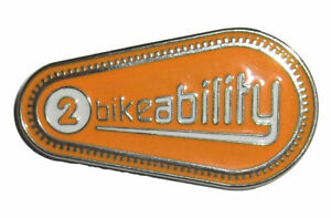 Bikeability Badge Level 2 Original Pin Style Metal Award for Cycling Proficiency