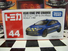 TOMICA #44 MEGANE RENAULT SPORT GENDARMERIE 1/62 SCALE NEW IN BOX