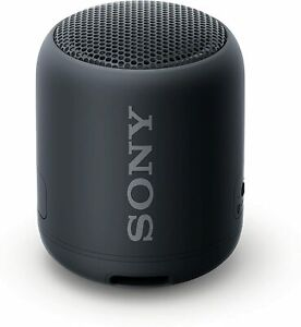Sony SRS-XB12 XTRA BASS Waterproof Portable Rechargeable Bluetooth Speaker - Blk