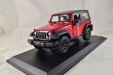 "Jeep Wrangler 2014 ""Willys""  1:18 Metall, Maisto Art. 31676"