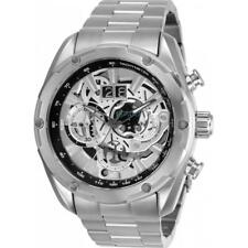 Invicta Speedway 30036 Men's Analog Stainless Steel Skeleton Chronograph Watch