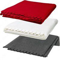 New IKEA Polarvide Baby Soft Fleece Sofa Throw or Bed, Pram Blanket 170 x 130cm