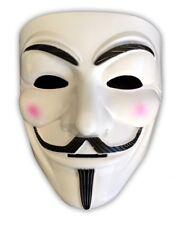Anonymous Maske | Fasching Karneval Halloween Maske |  V wie Vendetta