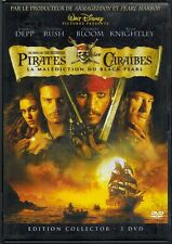 Edition Collector 2 DVD - Pirates Des Caraibes - La Malédiction du black Pearl
