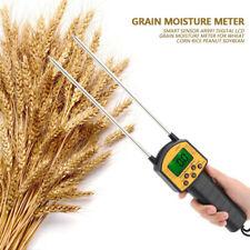 Lcd Handheld Grain Moisture Meter Ar9991 For Sorghum Corn Wheat Rice Peanut Bean
