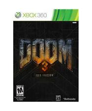 Doom 3 -- BFG Edition USED SEALED (Xbox 360) **FREE SHIPPING!