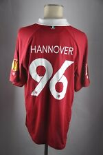 Hannover 96 Trikot 2011-12 Gr. D 4XL UK 3XL Tui  96 Trikot mit Patches #96