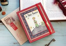 7321 Hard Cover Blank Diary Journal Scheduler- Le Petit Prince Diary vol.6