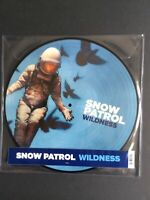 Snow Patrol Wildness Picture Disc Vinyl LP NEW Sealed Limited Edition