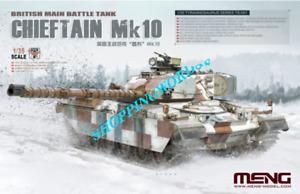 MENG TS-051 1/35 BRITISH MAIN BATTLE TANK CHIEFTAIN MK10 Model Kit