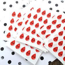 Menstruation tracker, Cute period drops, menstrual cycle, Hydration, #1003