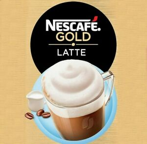 Nescafe Latte for 73mm In-Cup Vending Machines INCUP Drinks x 240