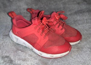 Clarks Trainers Red - Size 8G - Good Condition